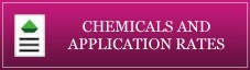 Chemicals and Application rates